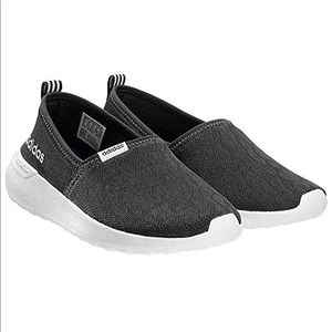 NWB Adidas Lite Racer Cloud Foam Slip On